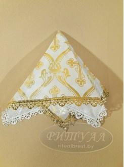 Атласный платок