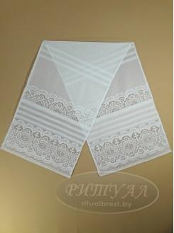 Тюлевое полотенце