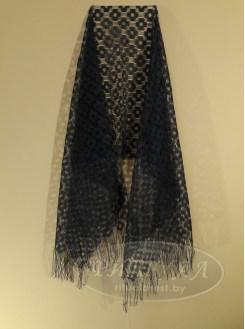 Тюлевый шарф
