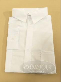 Сорочка мужская белая
